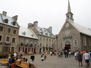 Old Quebec City- Lower Town
